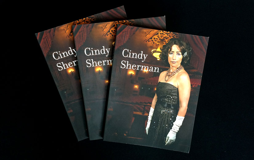 Cindy Sherman katalog